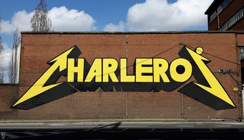 Charleroi : la Belgique alternative