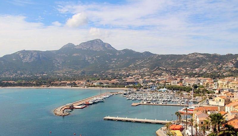 visiter la Balagne en Corse