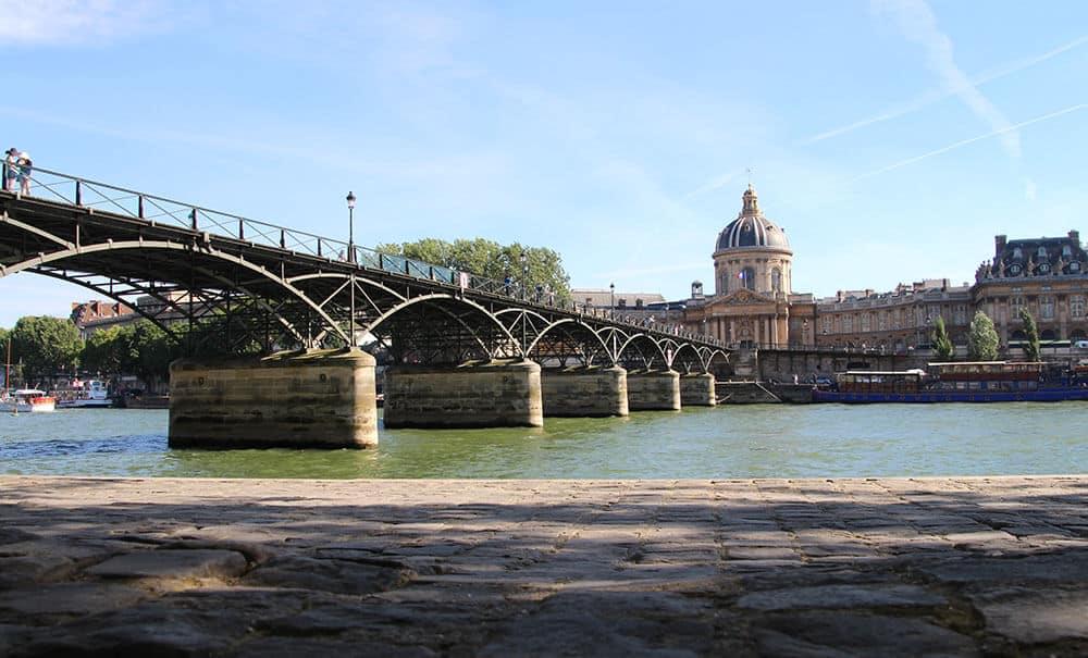 visiter Paris comme une touriste