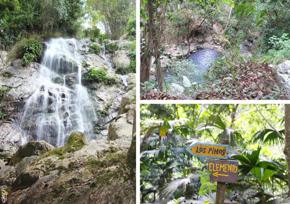 la cascade Marinka - Minca
