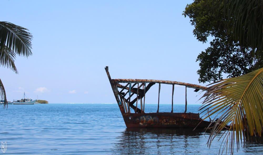 l'île de San Andrés