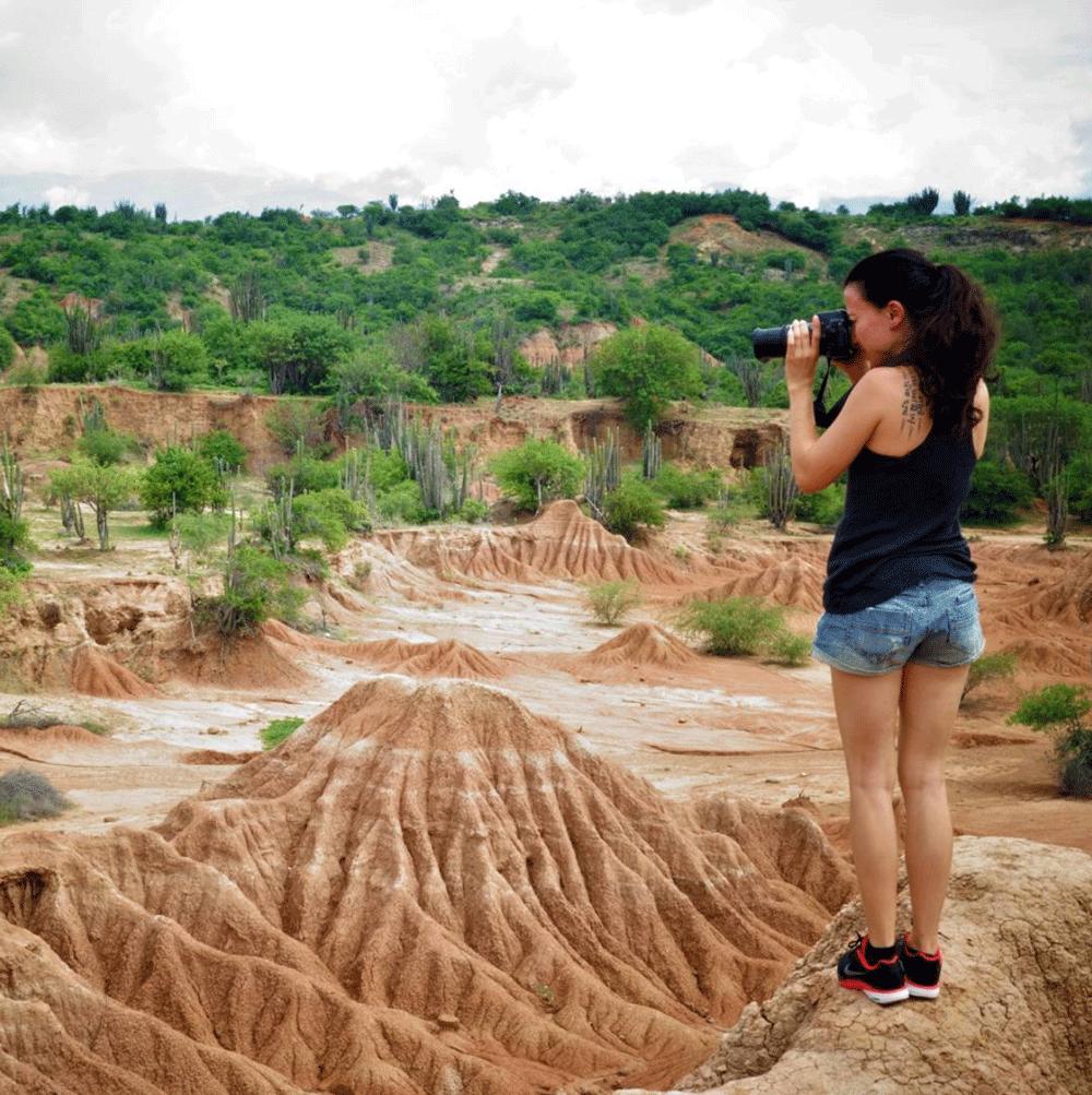 le désert de Tatacoa