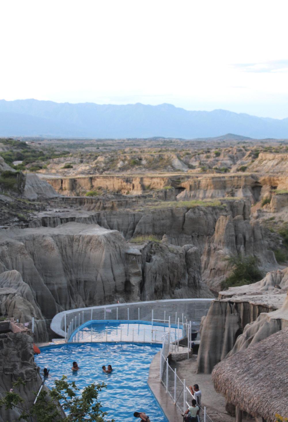 piscine Los Hoyos