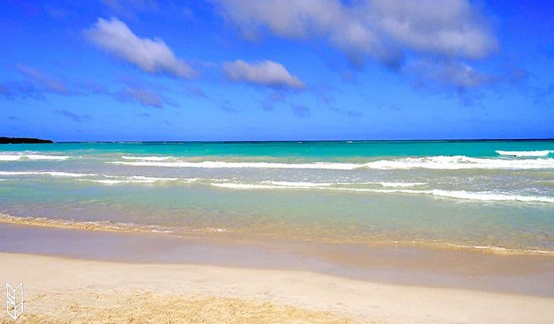 les plages du Venezuela, les Caraïbes