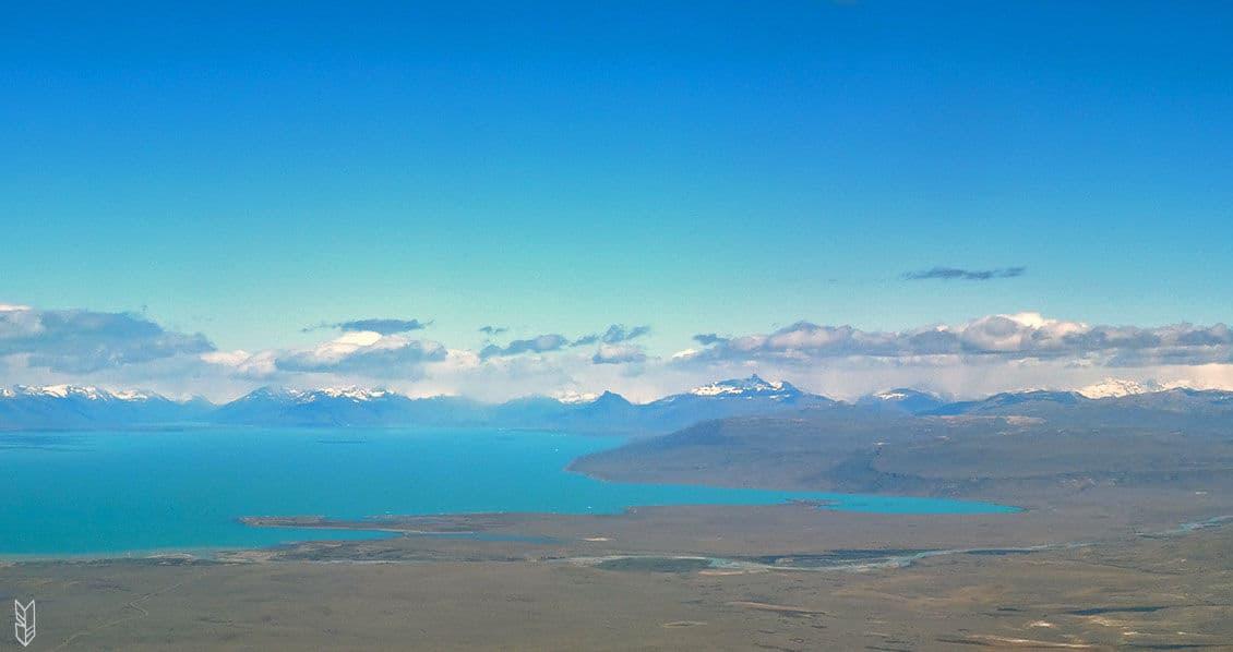 Prendre l'avion direction la Patagonie