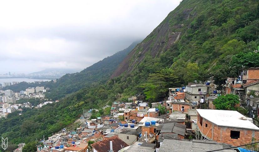 visiter une favela à Rio - Voyage au Brésil