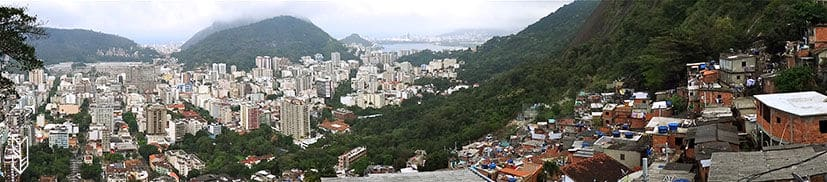 Vivre dans une Favela à Rio de Janeiro