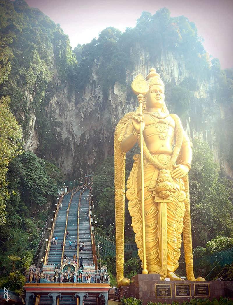 Batu Caves - Malaisie