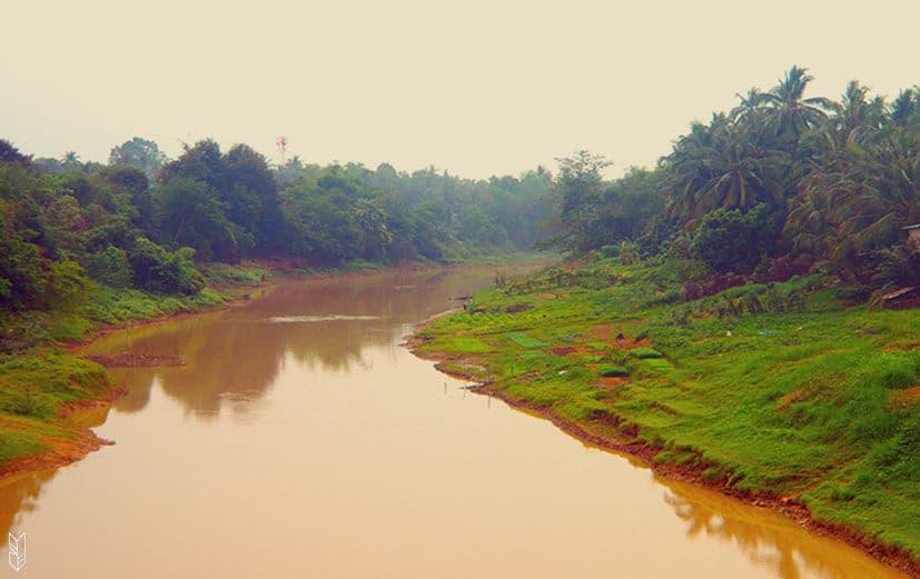 se perdre dans la campagne cambodgienne