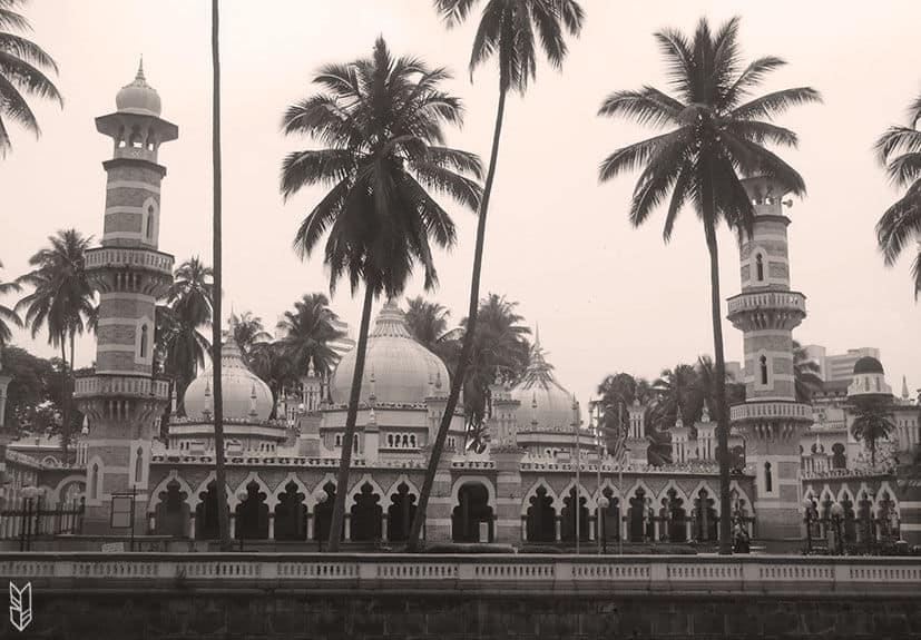 mosquée Masjid Jamek, Kuala Lumpur
