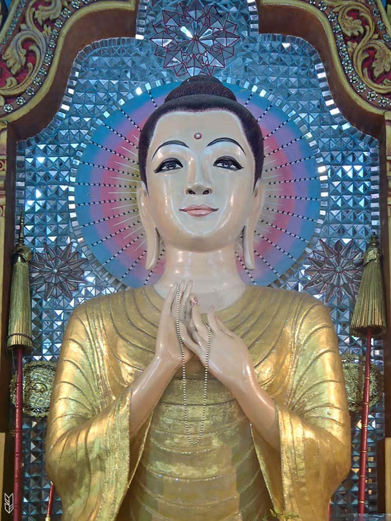 temple hindouiste en Malaisie