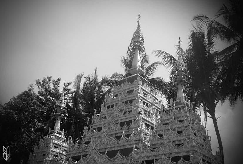 Wat Chayamangkalaram - Penang