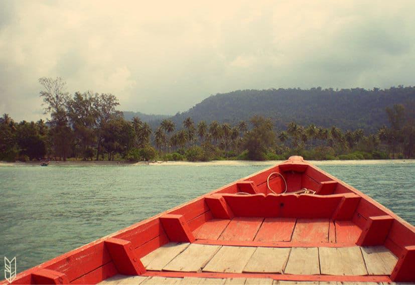 des vacances au Cambodge