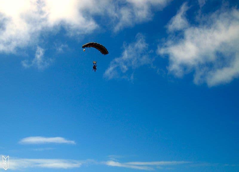 faire un Saut en Parachute en Australie