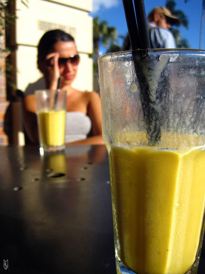 boire un verre à Sydney
