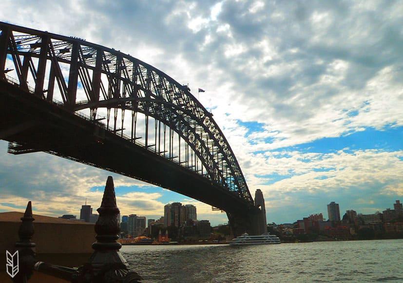 Harbour Bridge, Australie