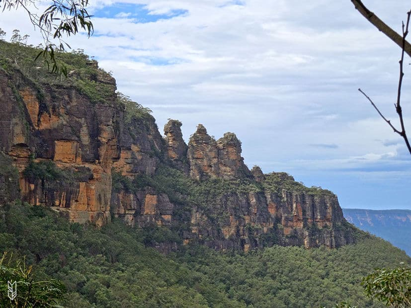 les Three Sisters, Blue Mountains