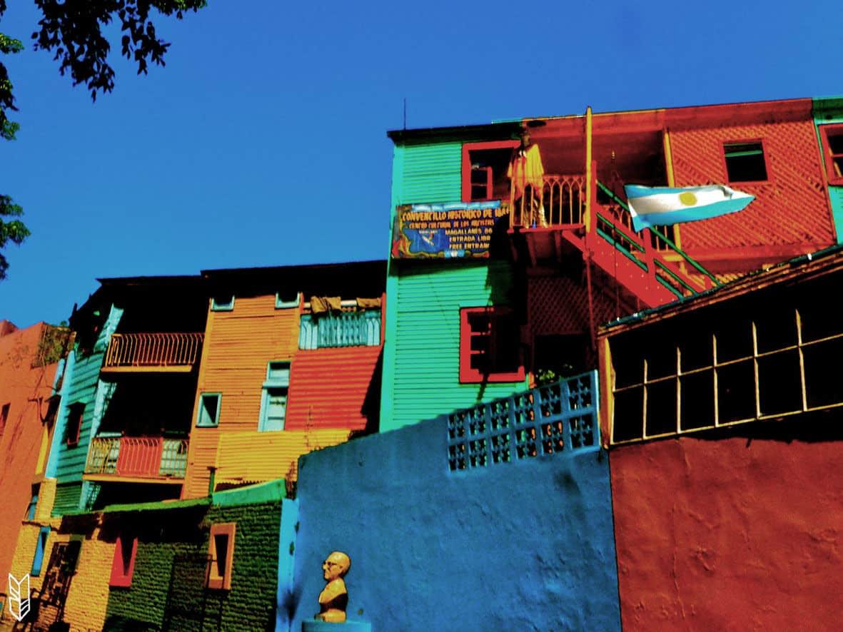 Visiter La Boca à Buenos Aires en Argentine