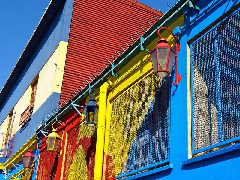Visiter La Boca à Buenos Aires - Argentine