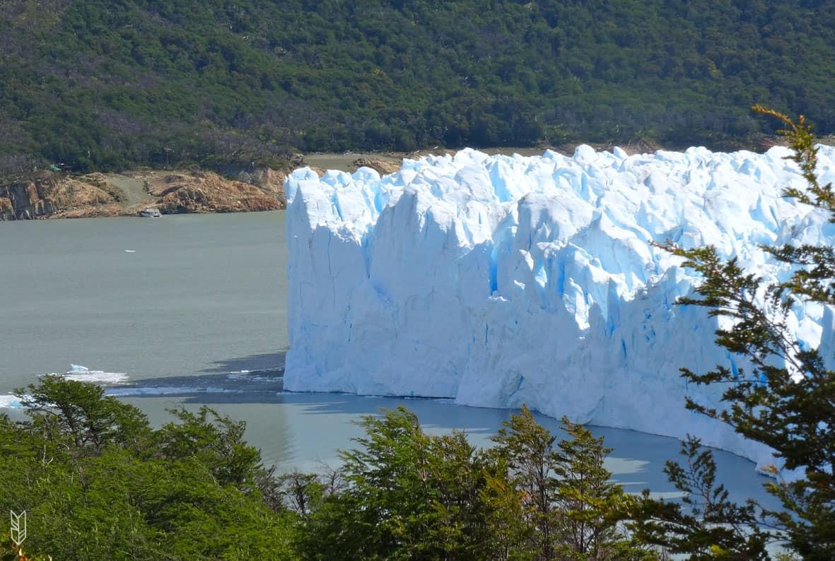 le Perito Moreno en Patagonie
