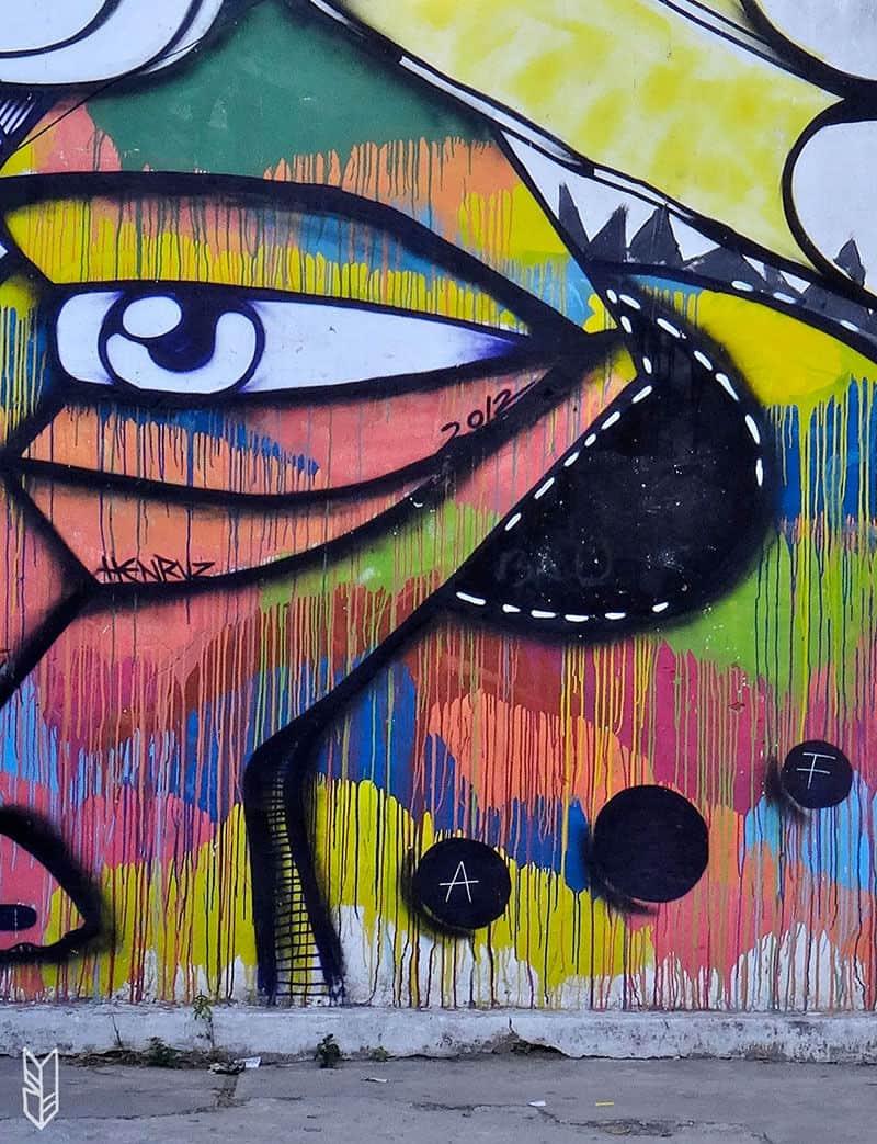 Street Art d'Argentine