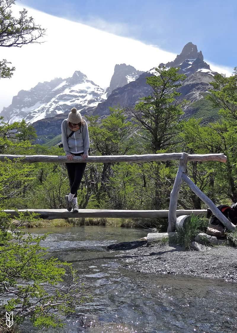 Trekking à El Chalten en Patagonie