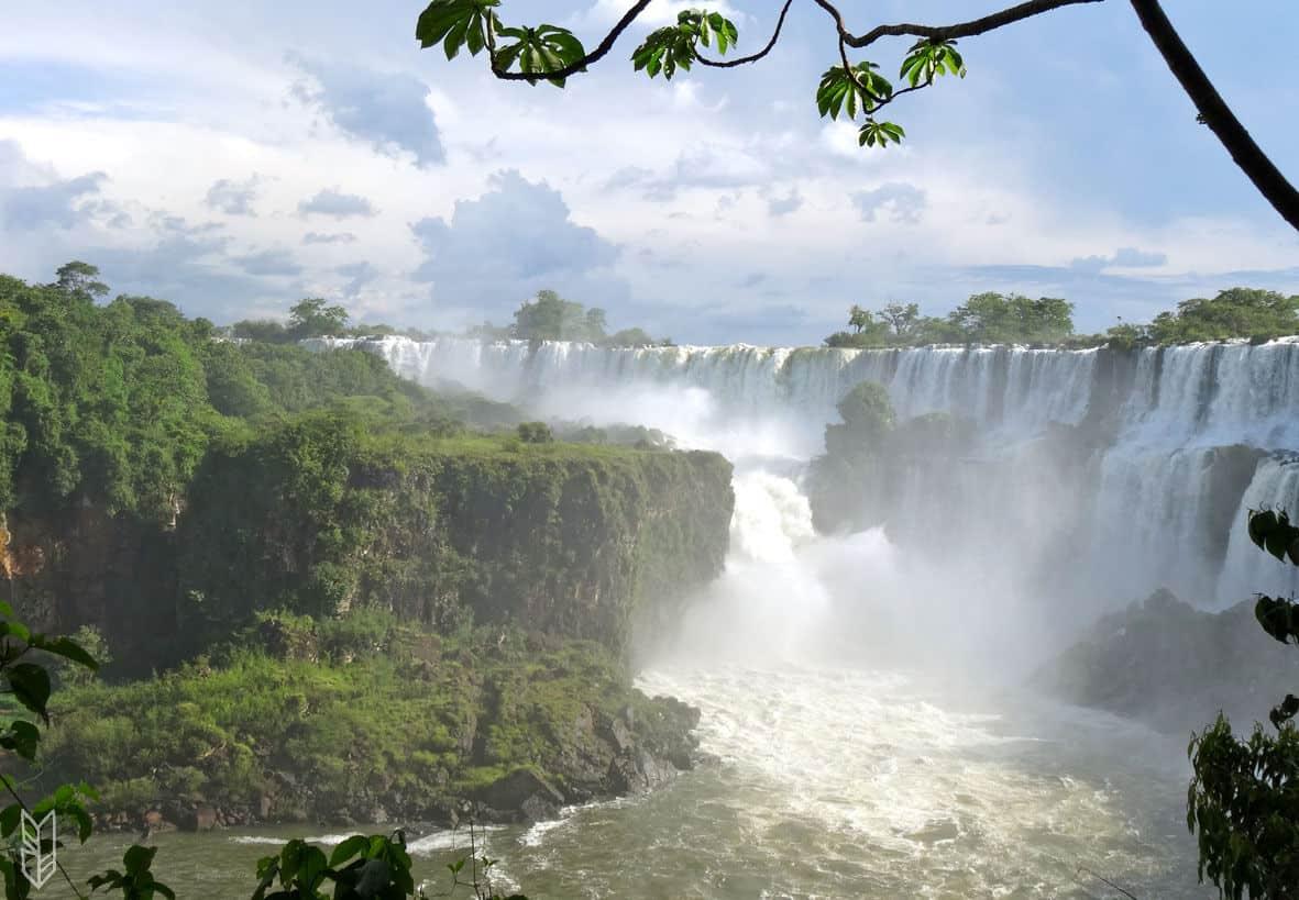 les chutes d'Iguazu - Argentine