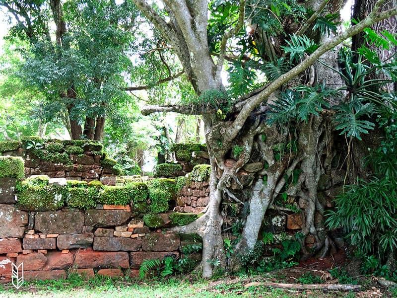 Visiter une Mission Jésuite en Amérique du Sud