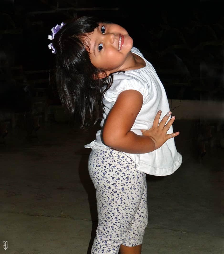 Antonella, future Miss Venezuela