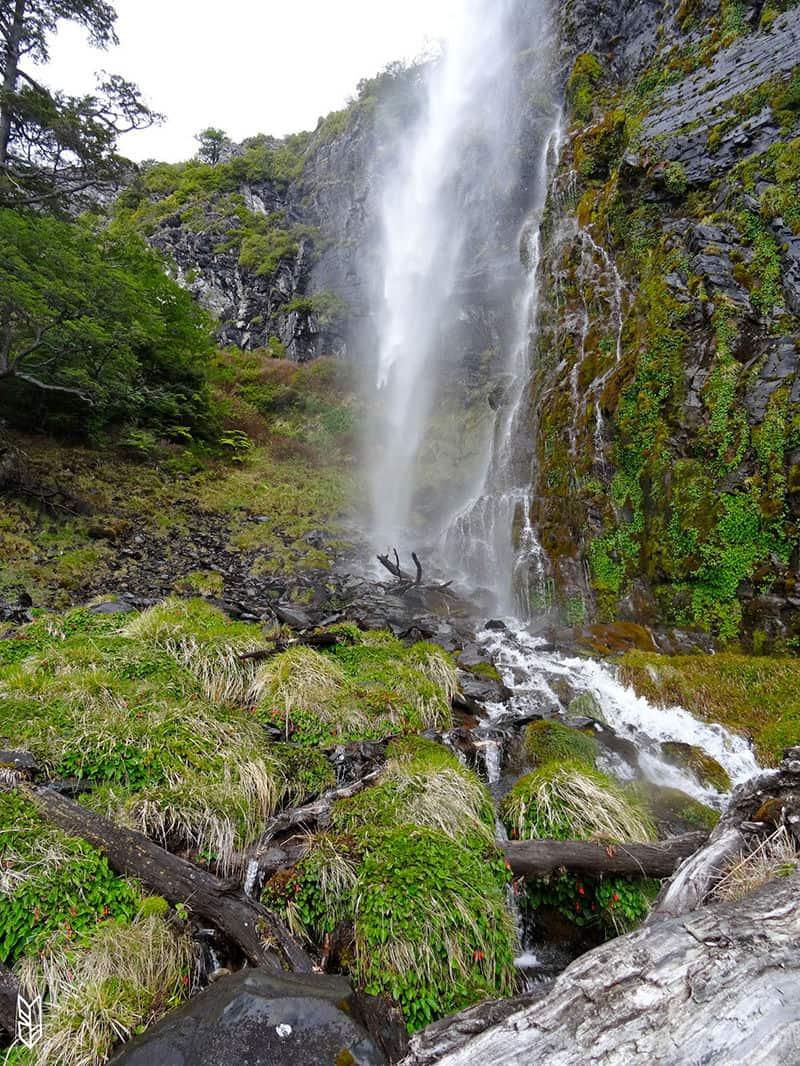 trekking sur les glaciersde Patagonie
