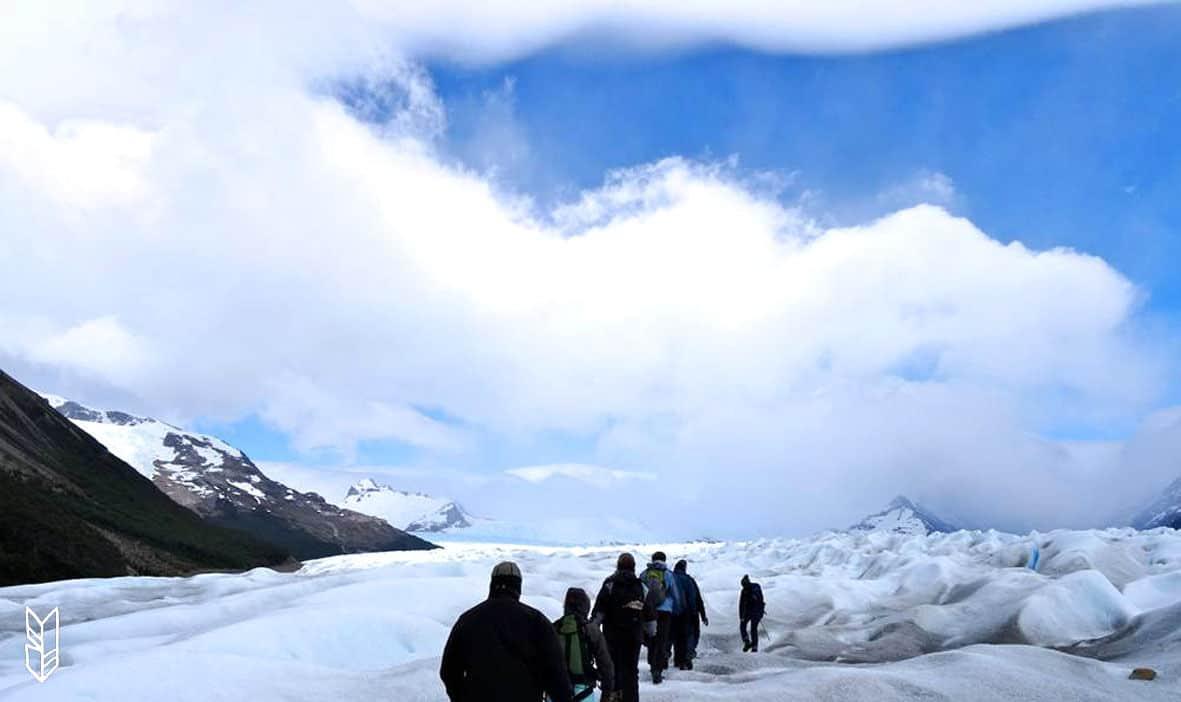 le trekking Big Ice sur le glacier Perito Moreno