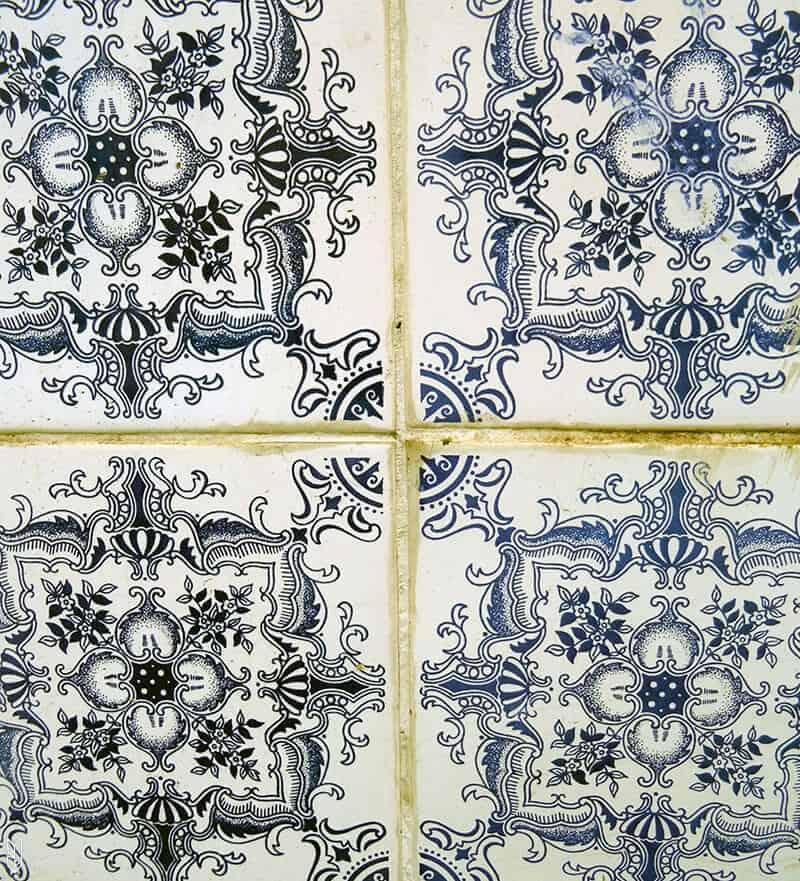 les azulejos du Brésil