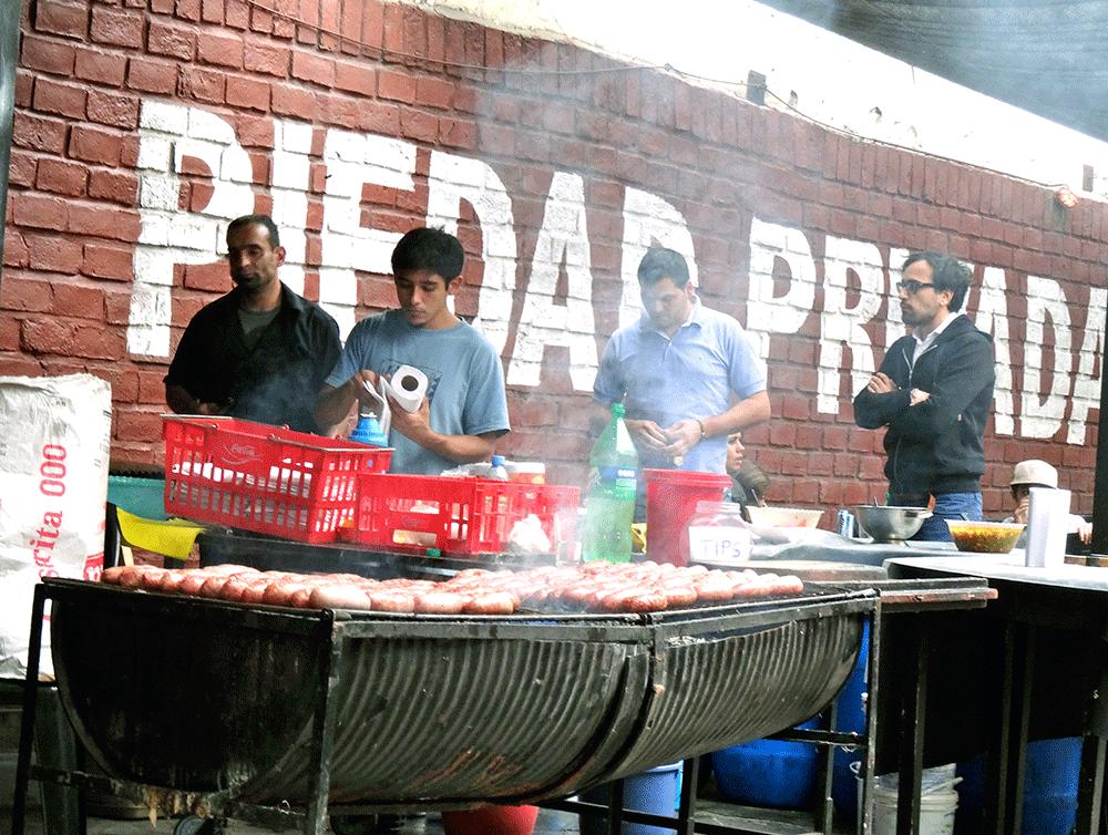 asado à Buenos Aires