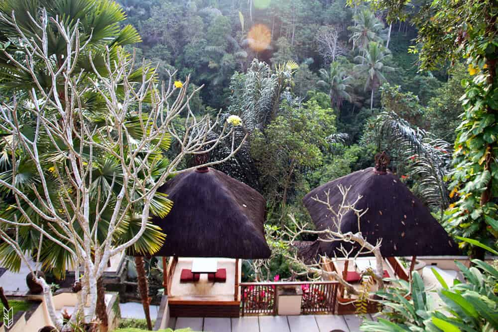 l'hôtel Alam Ubud