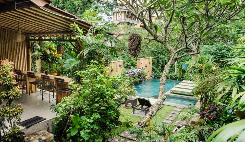 Hotel à Ubud - Bali