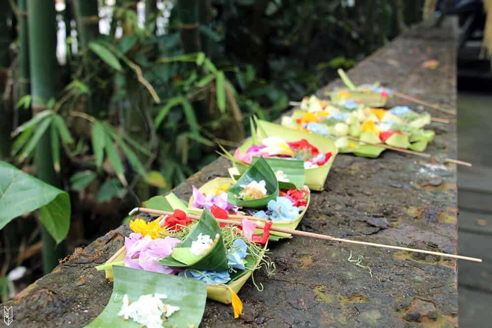l'heure de la prière - Bali