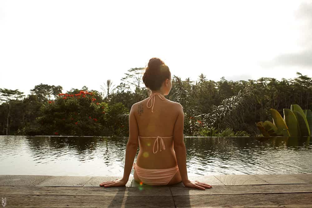 hôtel de luxe à Bali