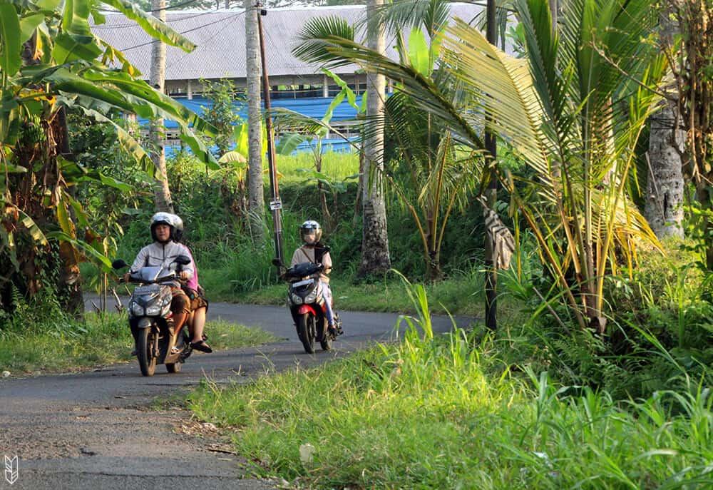 voyage à Ubud - Bali
