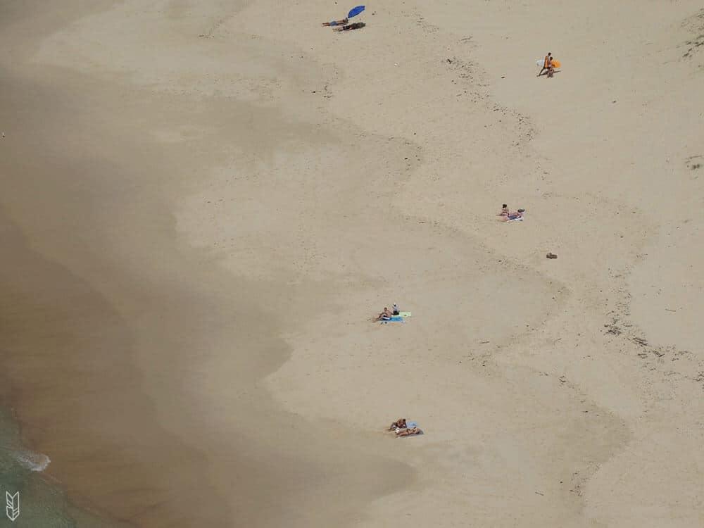les plages de Newcastlle - Australie