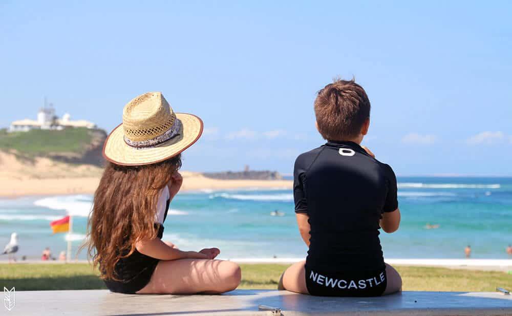 Nobby's beach - Australie