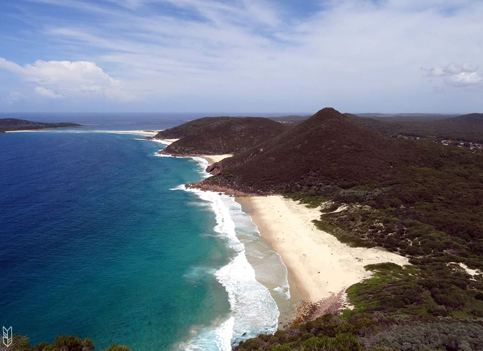 Zenith Beach - New South Wales