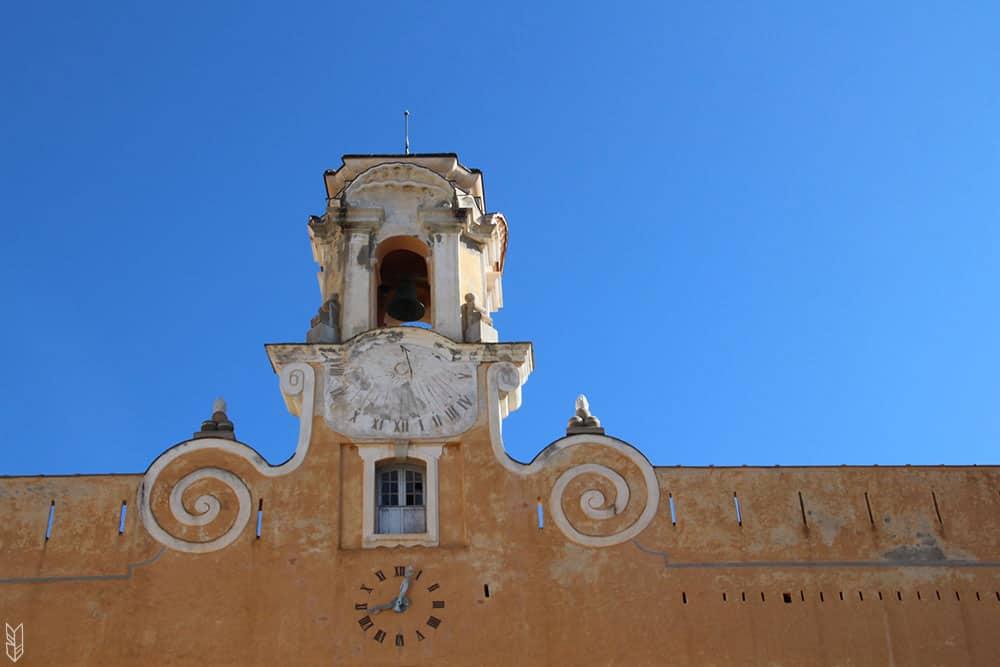 la Citadelle à Bastia