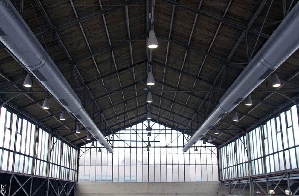 le musée BPS22 à Charleroi