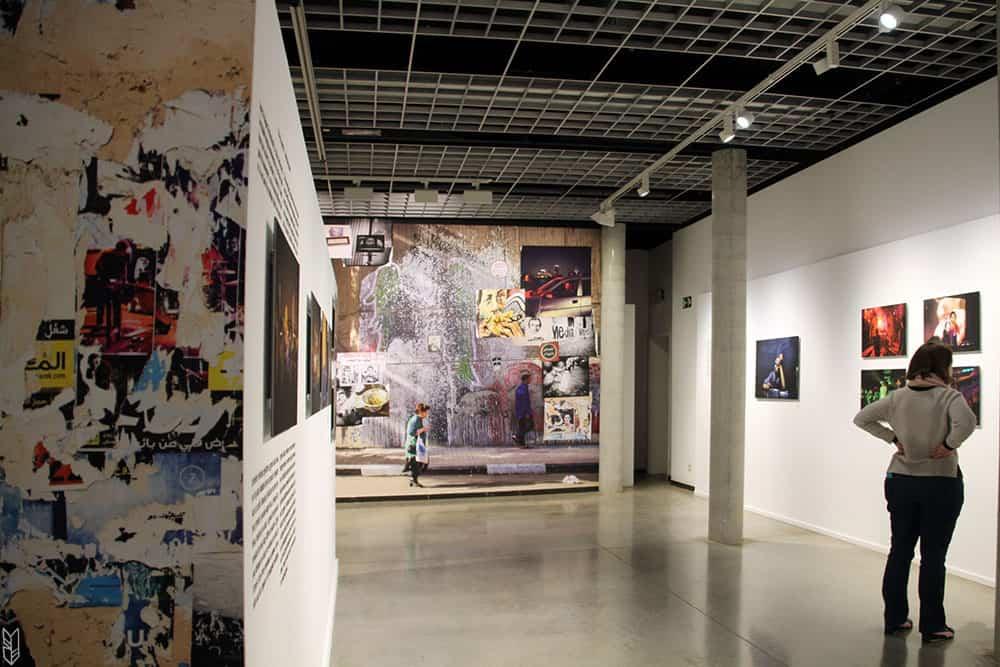 le musée de la Photographie à Charleroi