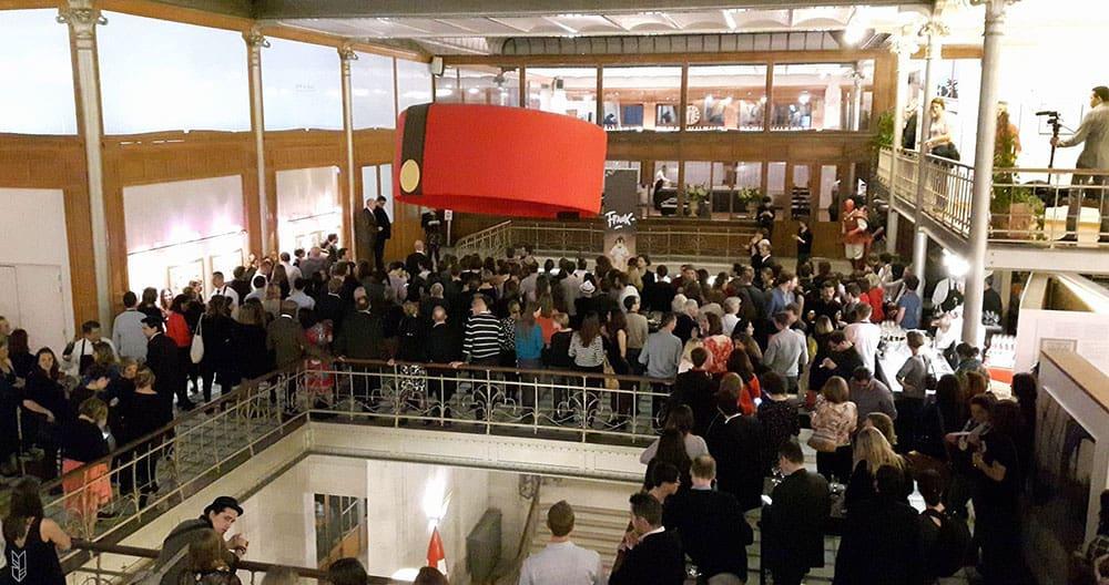 le musée de la BD à Bruxelles - WAT