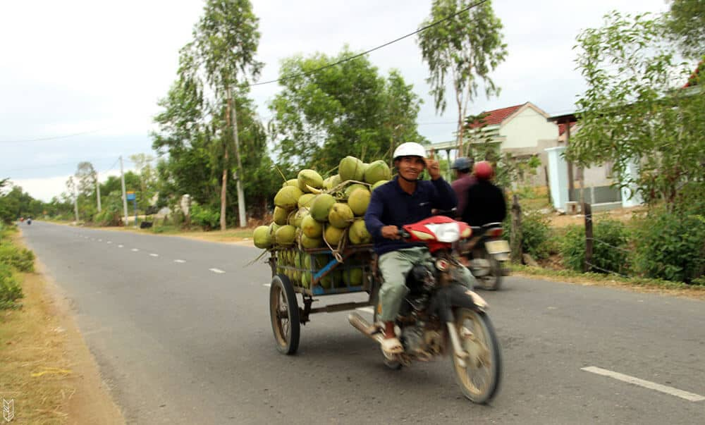 traverser le Vietnam en scooter