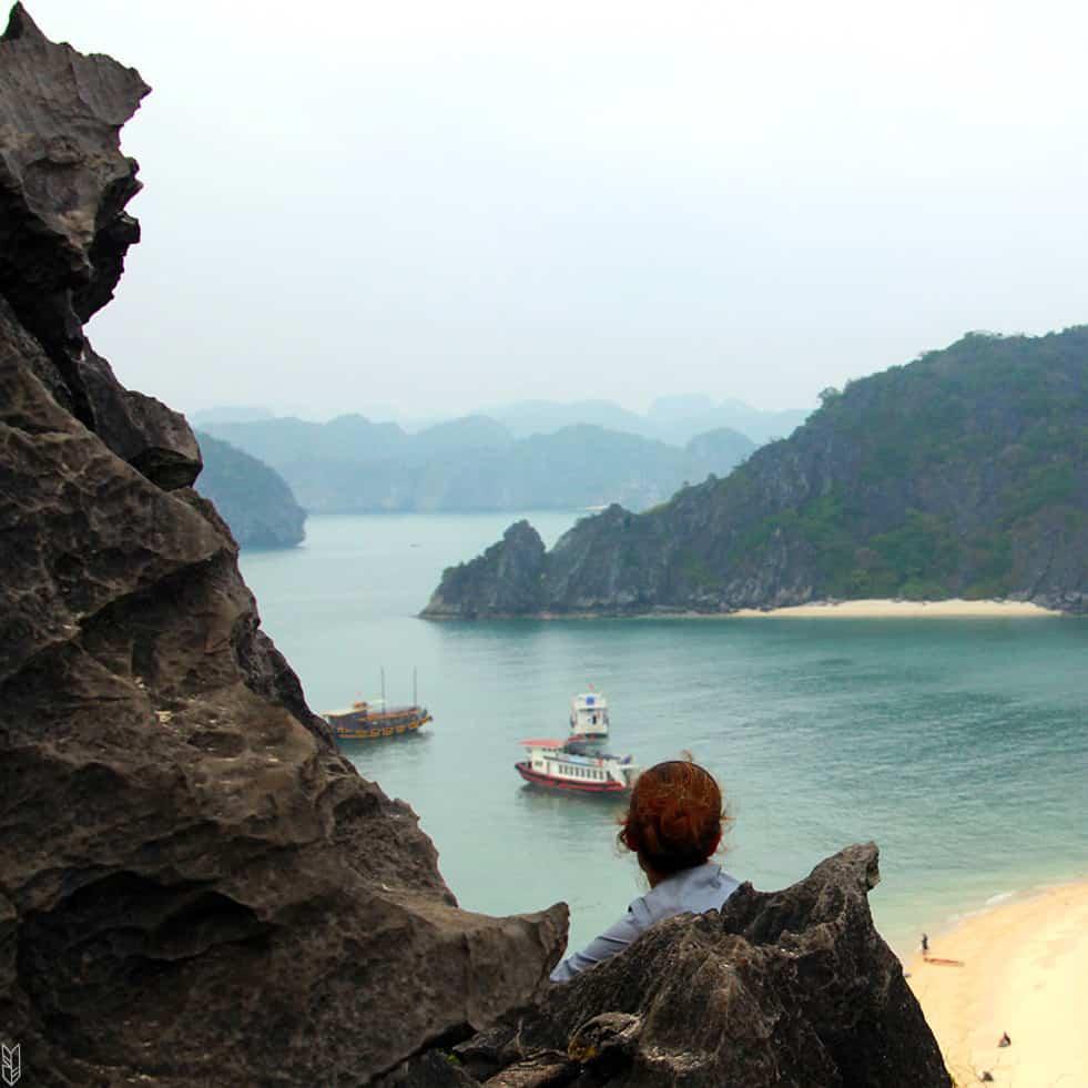 aller à la Baie d'Halong - Vietnam