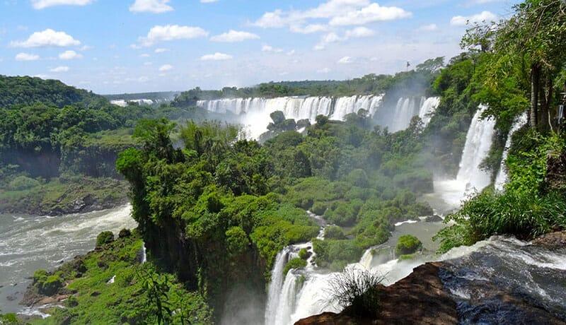 Iguazu en Argentine