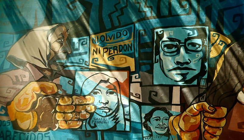 la Boca - Street Art