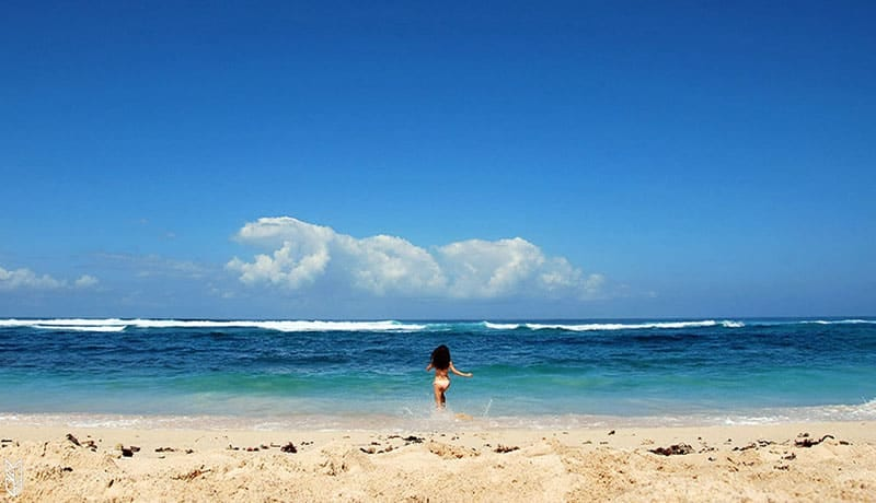 visiter Bali et ses plages